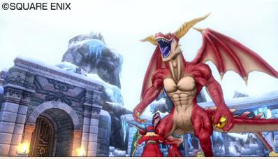 ドラゴン ガイア 10 ドラクエ